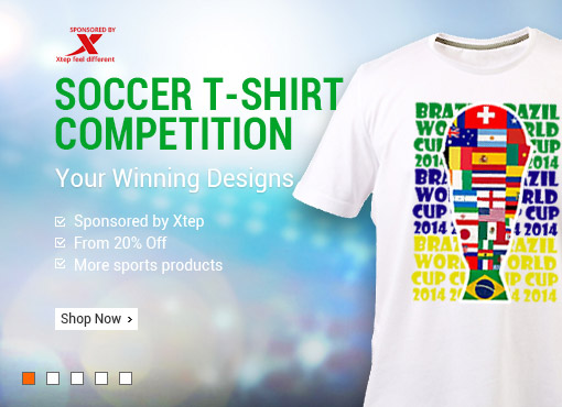Soccer T-shirt Competition