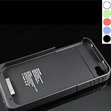 1900mAh Ultra Slim Rechargeable Charger External Backup Battery Lithium Polymer Battery & Protective Case iPhone 4 4S
