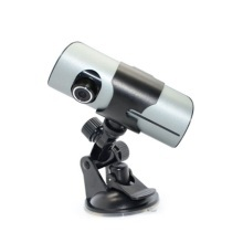 Dual Lens GPS Car DVR