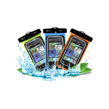 Bag Case for Mobile Phone 5.5-inch Waterproof