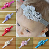 Of $ 8 Infant Flower Headband 12 Colors Baby Pearl Lace Hairband Toddler Baby Girls' Felt Flower Headbands Rh31