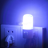 Wall-Mounted LED Night Lamp for Bedroom 3W