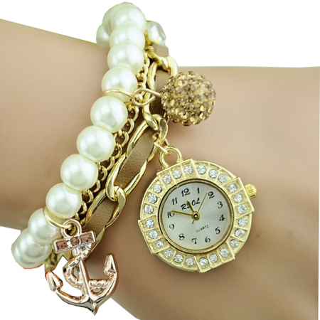 New Arrival Anchor Watch For Women Relogios