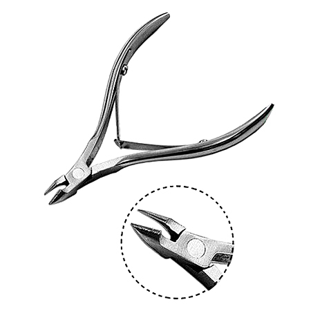 Stainless Steel Nail Nipper Cuticle Clipper #4102