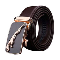Men's Genuine Leather Belt Brown