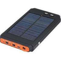 High Capacity 11200 mah Laptop Notebook Solar Power Bank Charger