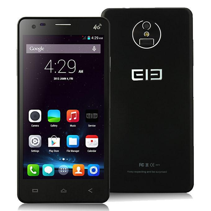 Original Elephone P3000S MTK6592 Octa Core Mobile Phone Android 4.4 2GB RAM 16GB ROM MTK6290 4G LTE