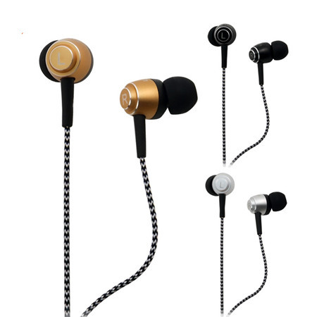 2014 Hot High Quality Sports Wireless Metal Earphone