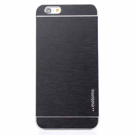 Metal brushed Aluminum MOTOMO Case for iPhone 6 Case