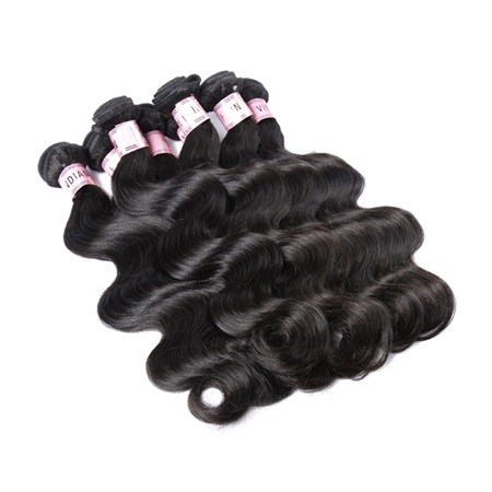 Free Shipping 3pcs/lot 14 16 18 Inch 7A Grade Virgin Indian Hair Wholesale
