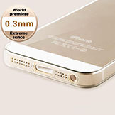 2014 Top TPU Soft Cover iPhone 5S Case Transparent Clear Gel iPhone 5 Case Ultra Thin 0.3mm 5.2GB Mobile Cases