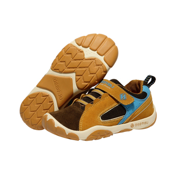 Crianças de couro genuíno sapatos para os meninos 2016 primavera verão à prova d ' água meninos criança de calçados esportivos casuais respirável sapatilhas sapatilhas